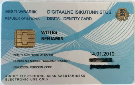 e residency in estonia part iii wherein i use my new digital identity card to letters