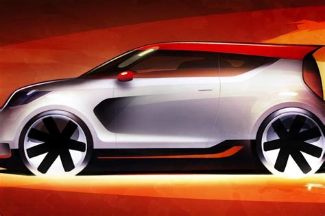 2019 Kia Trackster Concept Car Photos Catalog 2018