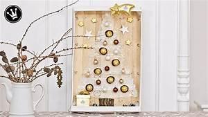 Holz Geschenke Selber Machen : diy weihnachtsdeko selber machen tannenbaum aus spitze geschenkidee geschenke verpacken ~ Watch28wear.com Haus und Dekorationen