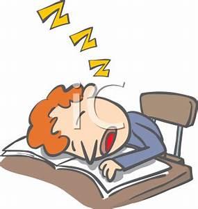 Tom King's Blog of De-Fog!: Never wake a sleeping student!