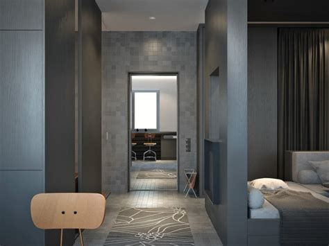 Living And Sleeping Areas Exist In Harmony In These Comfortable Studio Spaces by Living And Sleeping Areas Exist In Harmony In These