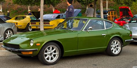 Datsun 240z First Japanese Muscle Car