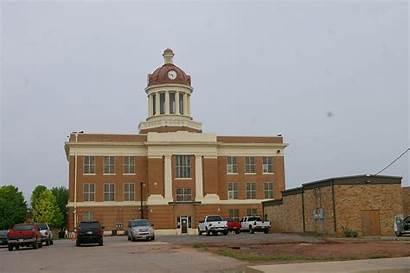 Beckham County Oklahoma Courthouse Courthouses