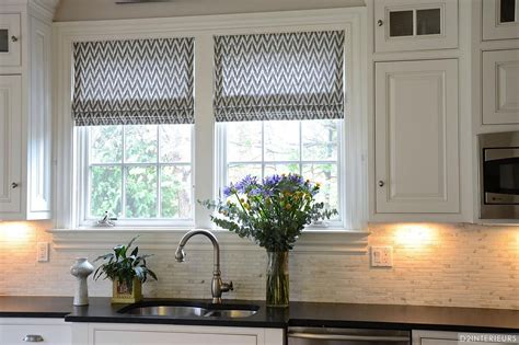 kitchen shades ideas gray kitchen curtains ideas the benefits of gray