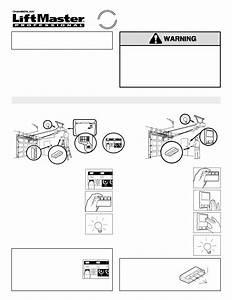 Liftmaster Garage Door Opener User Manual