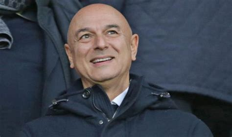 Tottenham chief Daniel Levy to hold talks with two ...