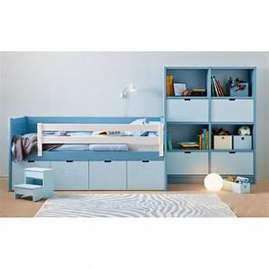 Lit Maison Enfant : distributeur officiel du mobilier enfants de qualit asoral ~ Farleysfitness.com Idées de Décoration
