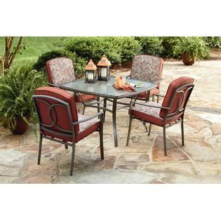 Essential Garden Patio Furniture essential garden lisbon square glass table limited