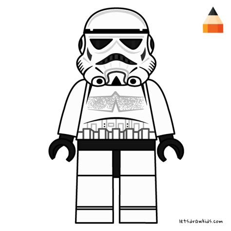 Drawing Lego Star Wars | Star Wars Coloring Pages ...