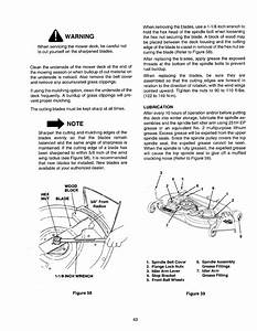 Page 43 Of Cub Cadet Lawn Mower 2155 User Guide