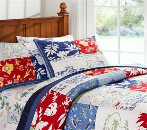 Pottery Barn Surf Bedding by Surf Pottery Barn And Kid On