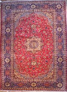 Rug # 660 Najafabad Rugs - Oriental Persian Rug