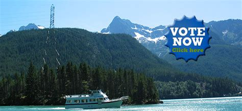 Seattle Evening Boat Tours by Skagit Tours Diablo Lake Boat Tour Nominated For Best