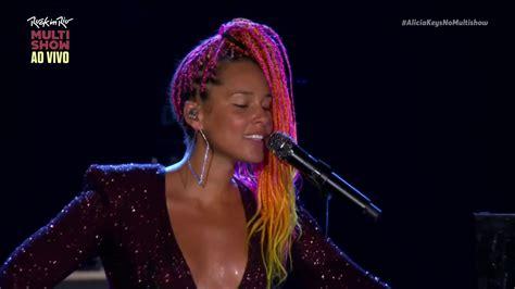 Alicia Keys Rock In Rio 2017