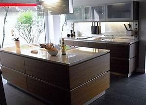 Arbeitsplatte Granit Küche : miele k chen musterk che grifflose edle k che mit granit arbeitsplatte ausstellungsk che in ~ Sanjose-hotels-ca.com Haus und Dekorationen