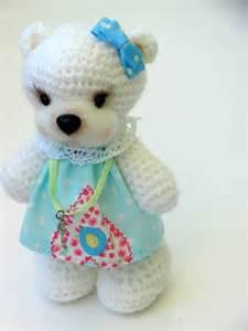 Free Crochet Amigurumi Bear Pattern