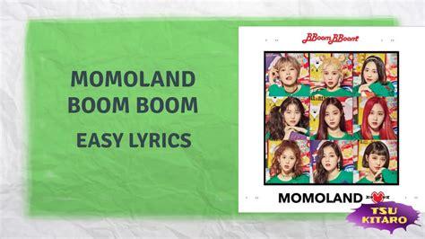 Boom Boom Lyrics (easy Lyrics)