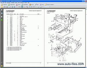 Dynapac  Spare Parts Catalogs Download Electronic Parts