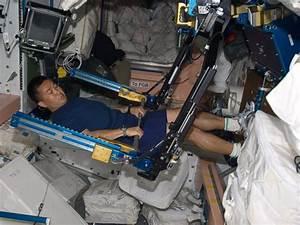 Image Gallery inside international space station