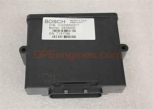 Kohler Part   2458458s Engine Management Module 32 Pin Ecu