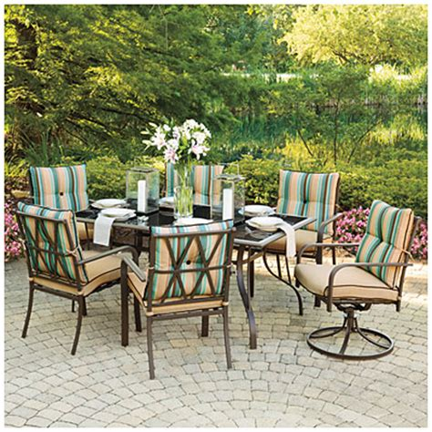 big lots kingston dining set view wilson fisher 174 kingston 7 dining set deals at