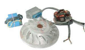 electronic ignition flywheel stator kit 12v 20mm vespa small frame pk125 xl s2u ebay