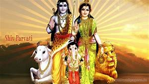 Lord Shiva Family Wallpapers High Resolution : Hd Wallpapers