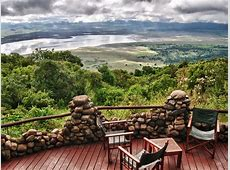 Ngorongoro Serena Lodge African Trails