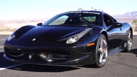 Luxury Cars Test Driving A Lamborghini, Ferrari & Porsche