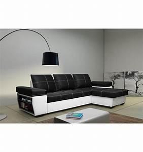 canape angle reversible maison design wibliacom With finlandek canapé d angle réversible convertible 4 places banc kulma
