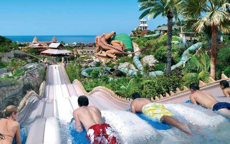 de leukste aquapark hotels  spanje kids vakantiegids