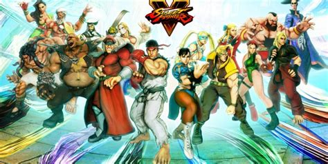 how to unlock all street fighter 5 characters