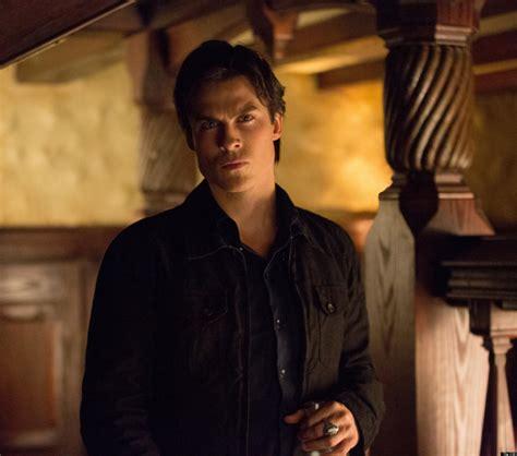 The Vampire Diaries Are Damon And Elena Over Ian