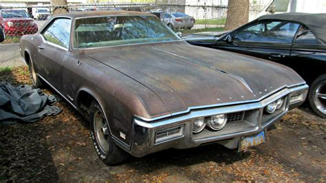 Buick Riviera 1968 by Only 30 000 1968 Buick Riviera