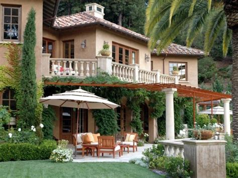 Tuscan Style Home Designs Tuscan Style Homes Single Story