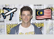 Grant Gustin The Flash Star Coming to Malaysia!?? HITZ