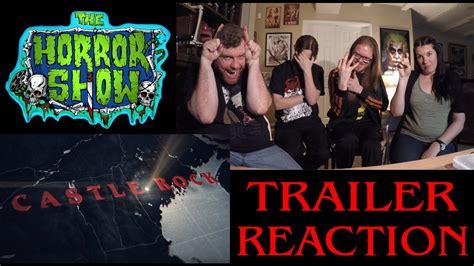 'castle Rock' Tv Series Trailer Reaction