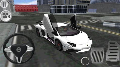 Lamborghini Aventador Driving Simulator (by Ag Games).best