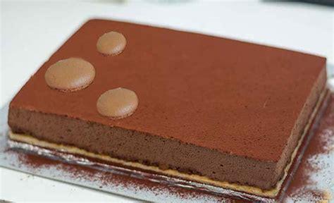 companion cuisine gâteau royal trianon avec thermomix recette thermomix