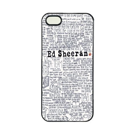 met ed phone number ed sheeran song quotes 3 plastic back cover phone