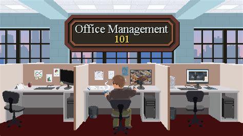bureau am駭agement office management 101