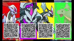 all pokemon qr codes genesect images
