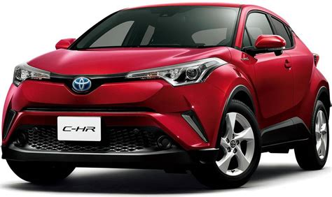 toyota  hr front photo image front view picture