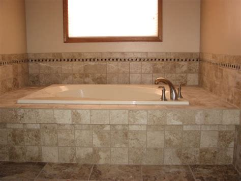 Tiling A Bathtub Deck by Pepe Tile Installation Recent Projects Ceramic Porcelain