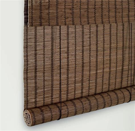 roll up bamboo blinds naturally beautiful bamboo blinds from decorland sa home