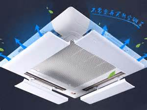 air baffle for air conditioner air wing air deflector