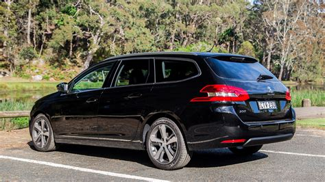 peugeot  touring review caradvice