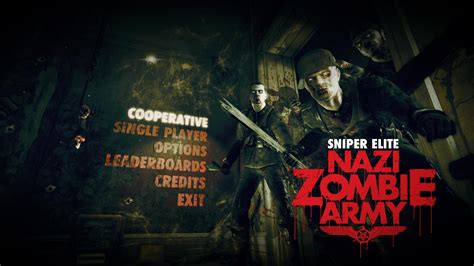 Download Sniper Elite Nazi Zombie Army 1 Game Free For Pc