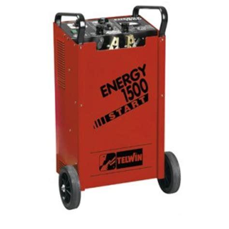 chargeur d 233 marreur de batterie sur roues energy 1500 sideris outillage