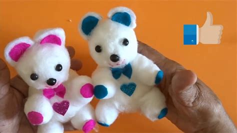 cotton crafts cotton doll teddy  cotton doll